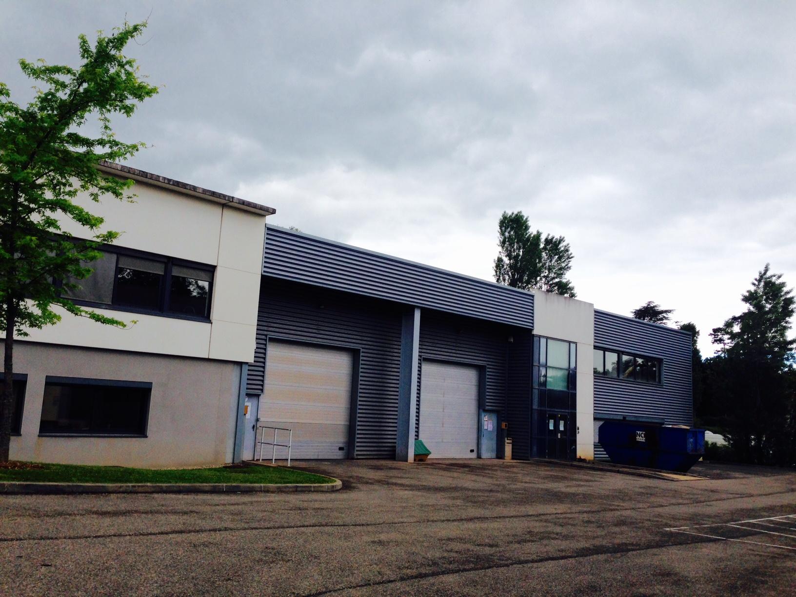 Limonest – Local d'activités et de bureaux